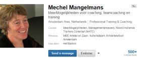 Mechel Mangelmans   LinkedIn